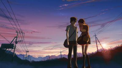 anime 5 centimeters per second prasasti terbaik